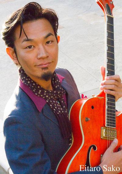 【酒匂栄太郎ロカビリー・ギターレッスン】 ビグスビーアームの使い方講座