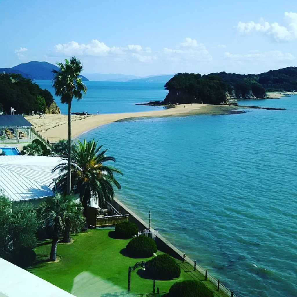 小豆島旅行