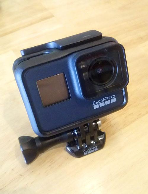 【GoPro HERO7 Black購入しました】 スマホにGoProアプリがインストールできない場合の対処法